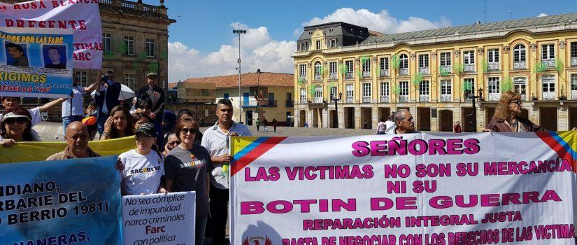 DÍA DE LAS VÍCTIMAS CON VICTIMARIOS IMPUNES