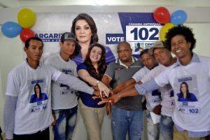 Margarita Restrepo de gira por el Urabá antiioqueño